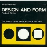 Design and Form: Basic Course at the Bauhaus