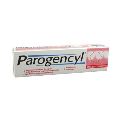 Parogencyl Toothpaste for Sensitive Gums 75 ml