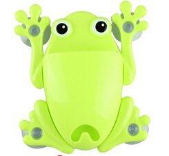 edealing-1x-badezimmer-frosch-zahnburste-wand-kleben-paste-makeup-organizer-key-haken-halter