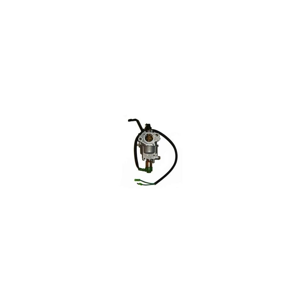 Generac CARB LONCIN W/CHOKE LVR 389CC 0J2451 on PopScreen