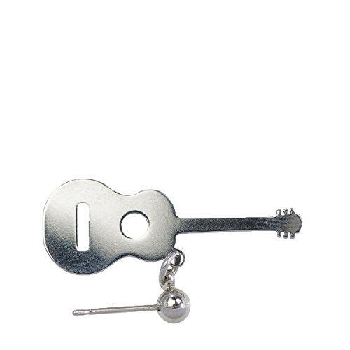 Ohrringe-aus-Edelstahl-Gitarre-Schnes-Geschenk-fr-Musiker-mit-Geschenkverpackung