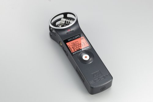 Zoom H1 Portable Digital Recorder