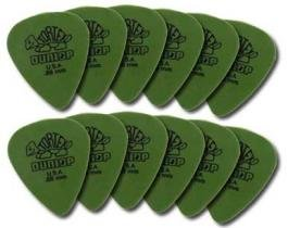 10 Jim Dunlop Picks Tortex Standard 0.88mm