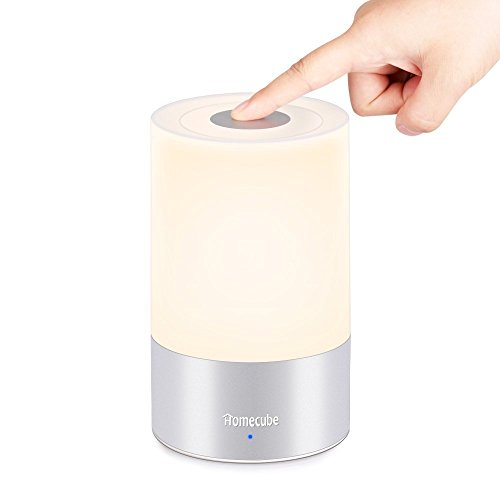 Homecube-Nachttischlampe-LED-Touch-Sensor-Tischlampe-Farbwechsel-Lampe-bedside-lamp