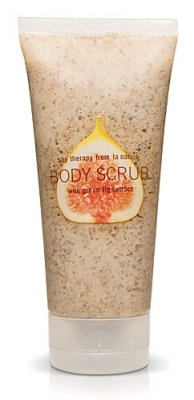 LaNatura Soy Therapy Body Scrub  Green Fig