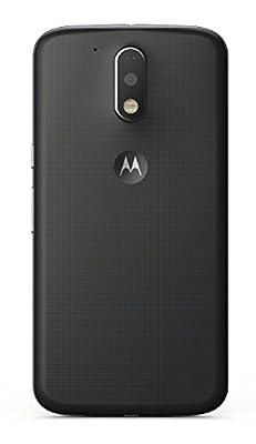 Used Moto G Plus, 4th Gen (Black, 32GB)
