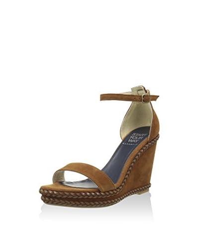 Caramelo Keil Sandalette