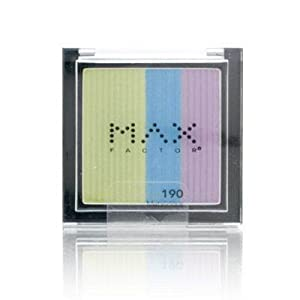 Max Factor Eyeshadow 190 Metalicious