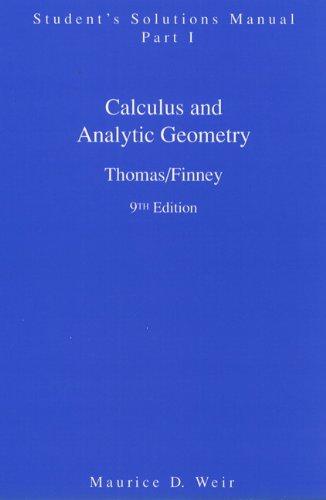 Thomas Calculus 11Th Edition Pdf Guitarfertodonne