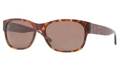 Burberry  Burberry BE4135 Sunglasses-334973 Havana (Brown Lens)-58mm