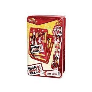 Disney High School Musical 3 Card Game in Tin - 1
