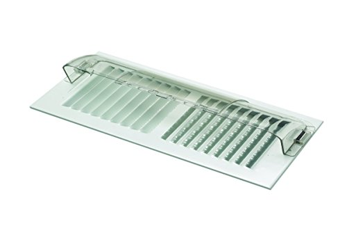 Deflecto Model 50 Premium Unbreakable Air Deflector (Ceiling Vent With Filter compare prices)