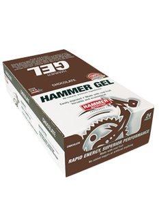 Hammer Gel Rapid Energy Fuel, Single Gel Pouch, 24-Pack Box
