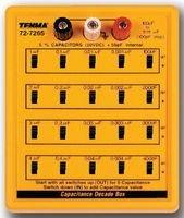 Tenma 22H6398 CAPACITANCE DECADE BOX CAPACITOR SUBSTITUTION image