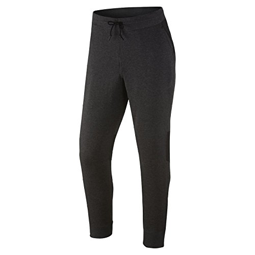 Nike Men's Jordan Modern Fleece Sweatpants Black Heather Medium
