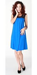 Annee Matthew Susie Dress - nursing/maternity - XS-L