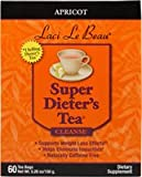 Laci Le Beau - Super Dieters Tea Apricot, 60 bag
