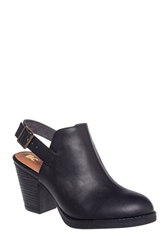 Like Clockwork Mid Heel Bootie