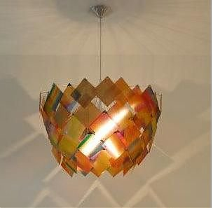 Innermost Jewel Spectrum Chandelier