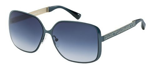 MARC BY MARC JACOBS SUNGLASSES MMJ 125/S 0HIC BLUE GOLD -B