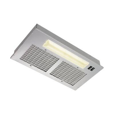 Broan PM250 Power Module Range Hood, Silver (Range Hoods compare prices)