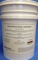 ChemWorld Boiler Antifreeze Concentrate - 5 Gallons