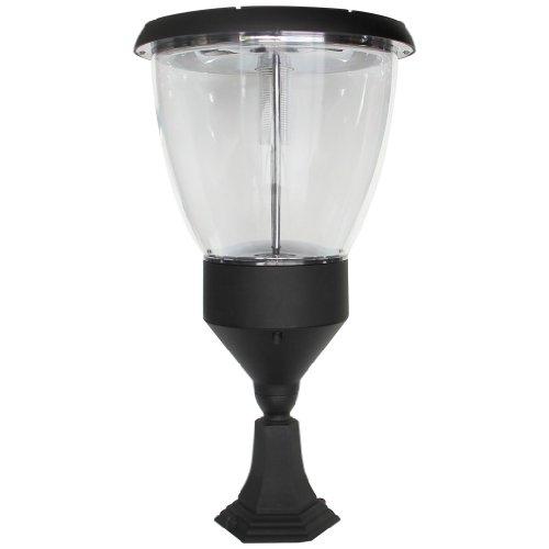 Pl08 Solar 'Balmoral' Pillar / Column / Pedestal Light