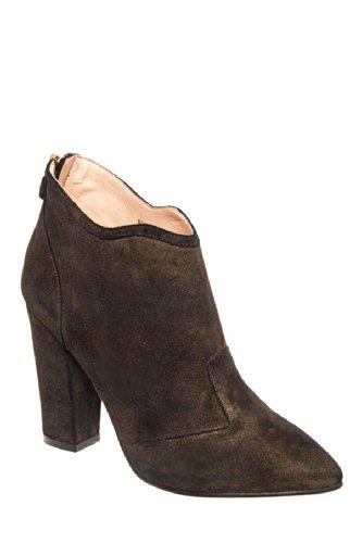 Lola Cruz 257t37bk High Heel Bootie