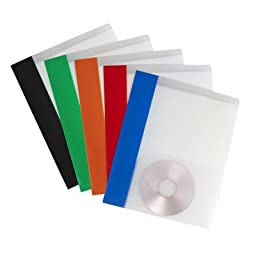Dura Tech Two-Pocket Folder (Set of 25)