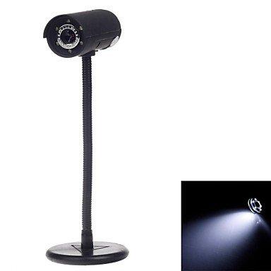 New Tubanliudongdong 3.0 Mp Telescope Shape Usb Digital Computer Web Camera W/ 6 -Led Night Vision Lights