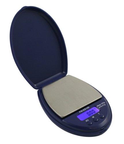 FAST Peser 100 X .01 G DIGITAL -chelle bleue