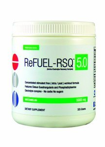Sei Nutrition Refuel-Rsq 5.0 Watermelon Pre-Workout 325 Grams