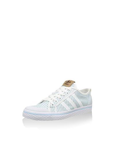 adidas Zapatillas Honey Low Blanco / Azul