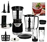 Ninja Kitchen System Pulse 48oz Blender w/ Slicer&Shredder