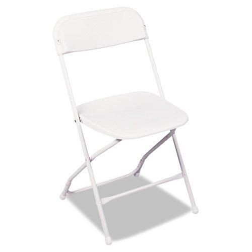 White Resin Folding Chair 2926