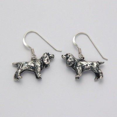 Spaniel Earrings