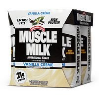 Cytosport Muscle Milk, Vanilla Creme, 11-Ounce Servings, (Pack of 24)