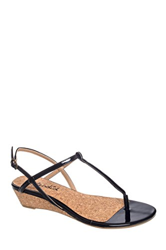 Edgewood Mid Wedge Thong Sandal