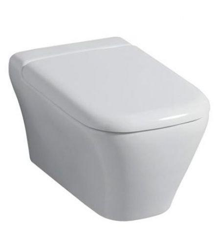 Emotion Keramag myDay Tiefspül WC wandhängend weiß