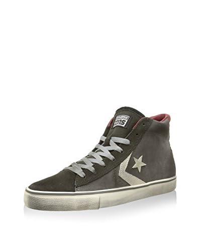 Converse Zapatillas abotinadas Pro Leather Vulc Mid Suede