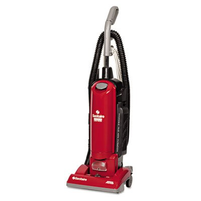 True Hepa Commercial Bagless / Cyclonic Upright Vacuum front-102052