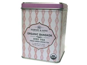 Harney & Sons Organic Bangkok Iced Tea Tin