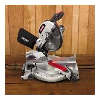 Craftsman 12 in. Compound Miter Saw with Laser Trac