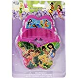 Disney Fairies Butterfly Comb & Mirror - 1 set,(Disney)