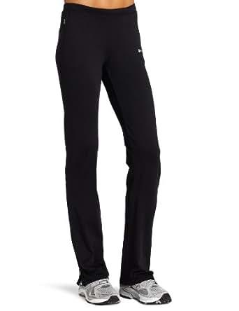 ASICS Women's Thermopolis LT Pant,Black,Large