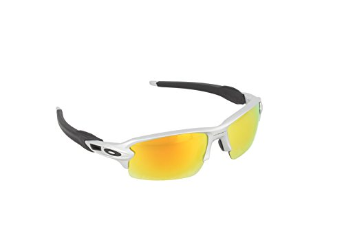 오클리 선글라스 Oakley Mens Flak 2.0 Non-Polarized Iridium Rectangular Sunglasses