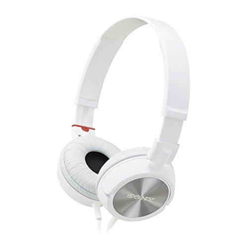Sony MDRZX300W DJ Bügelkopfhörer weiß