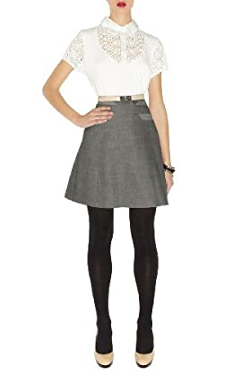 Fashion Tailored Pencil Skirt