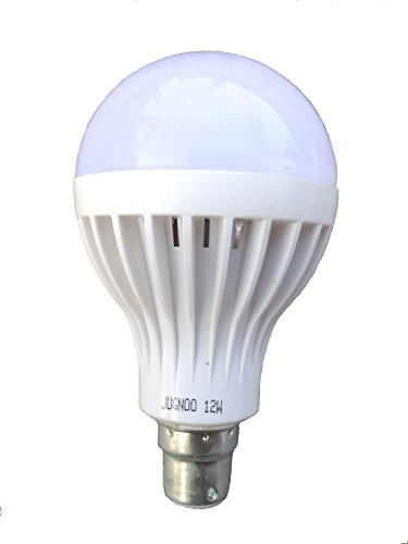 Jugnoo-12W-B22-LED-Bulb-(white-,-Set-of-10)