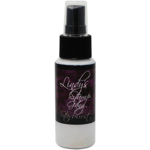 Brand New Lindy's Stamp Gang Starburst Spray 2oz Bottle-Jazzy Jivin' Purple Brand New
